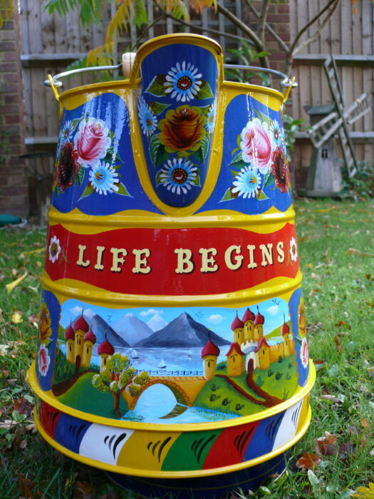 Life Beginnes Can